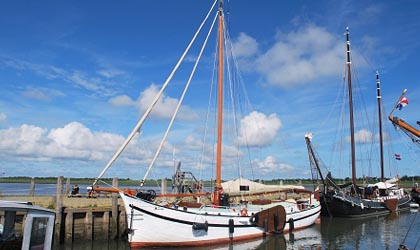Haven Schiermonnikoog